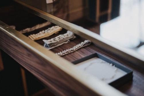 Brautmodegeschäft goldelse - Assecoires